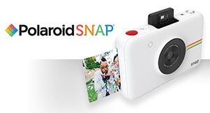 Polaroid Snap Instant Digital Camera: Giveaway