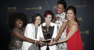 The Talk Celebrates With Live Daytime Emmys After-Party