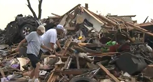 Video: Oklahoma Tornado Coverage