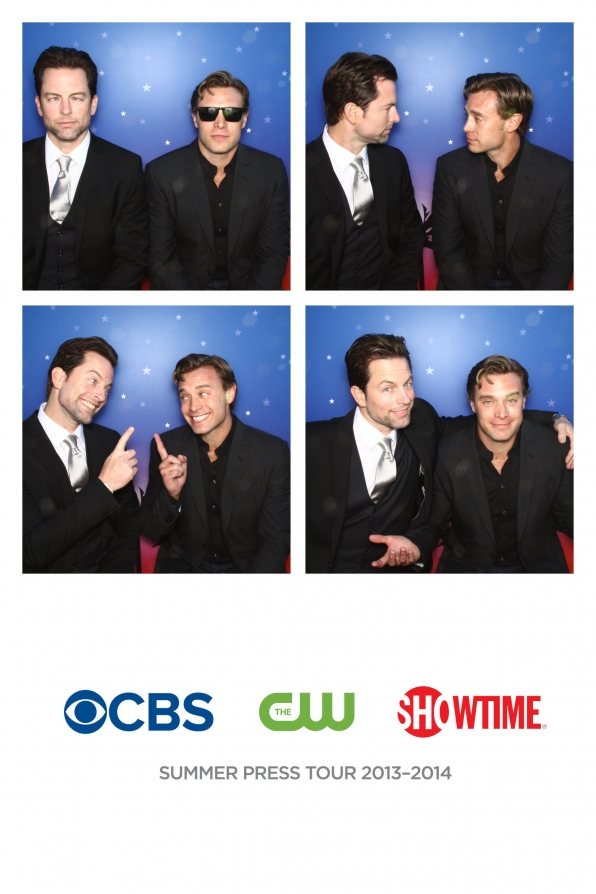 Michael Muhney & Billy Miller