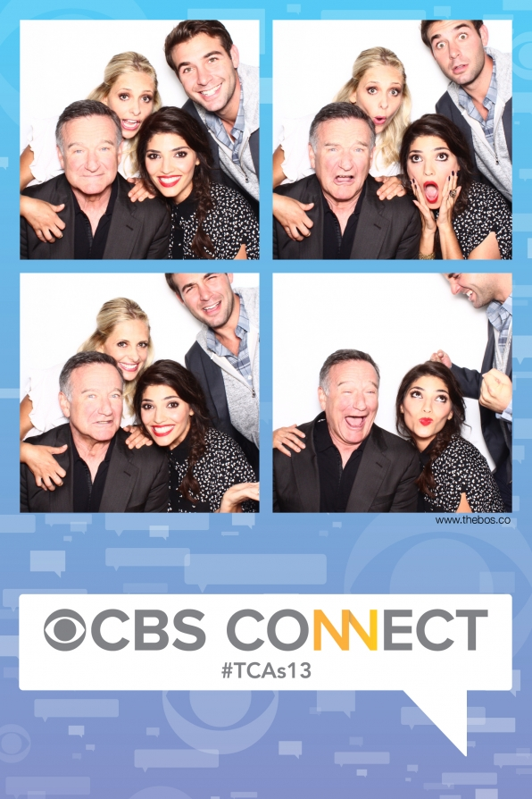 The Crazy Ones Cast
