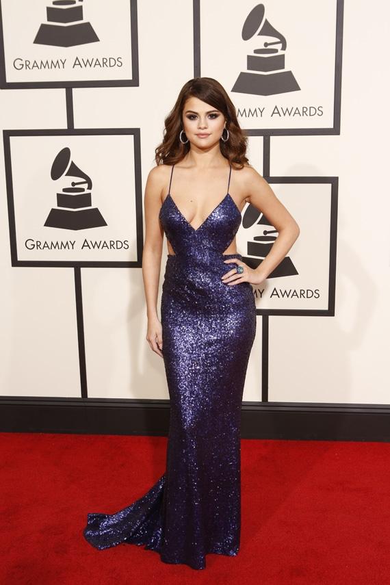 GRAMMYs 2016: Selena Gomez