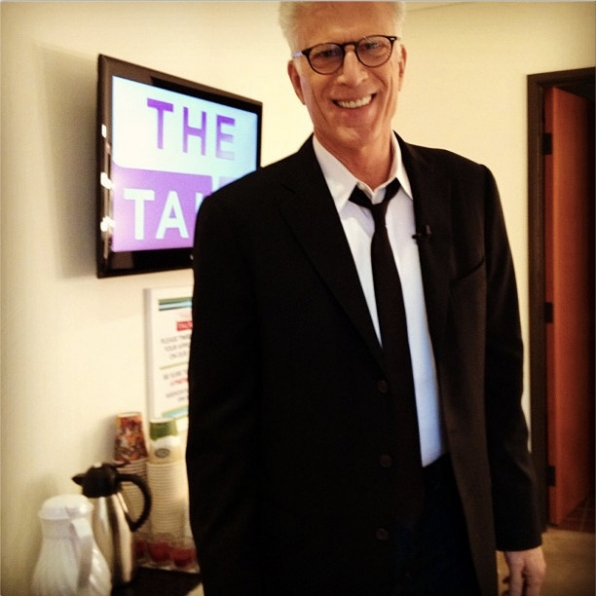 9. Ted Danson - Actor, Author & Producer