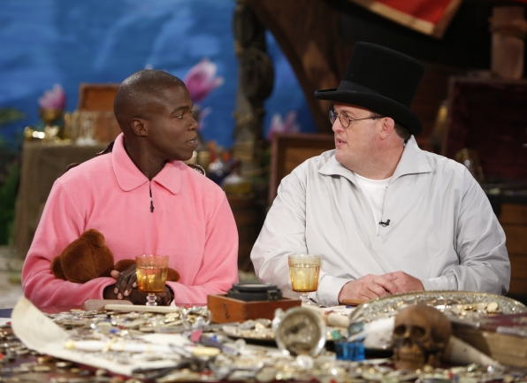 12. Reno Wilson and Bill Gardell - Mike & Molly