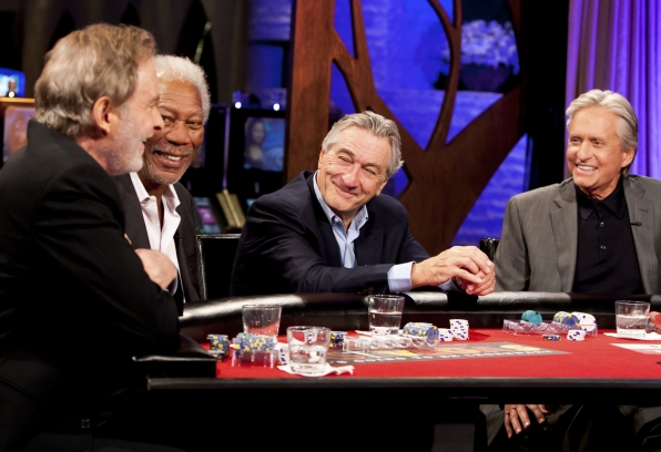 11. Kevin Kline, Morgan Freeman, Robert DeNiro and Michael Douglas - Actors