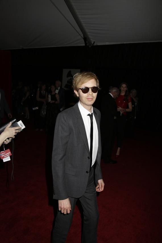 GRAMMYs 2016: Beck