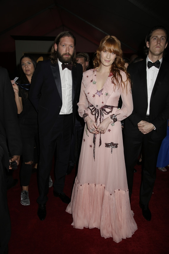 GRAMMYs 2016: Florence + The Machine