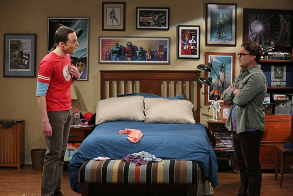 3. Leonard Hofstadter (<i>The Big Bang Theory</i>)