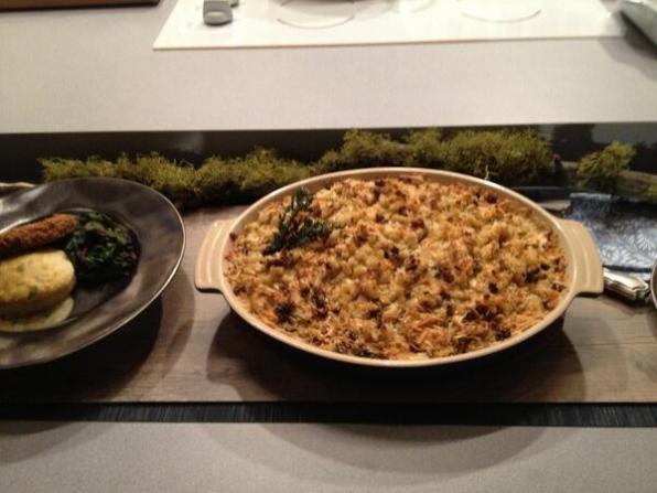 "9. Smoky Mac and ""Cheese"" - Chef Makini Howell"