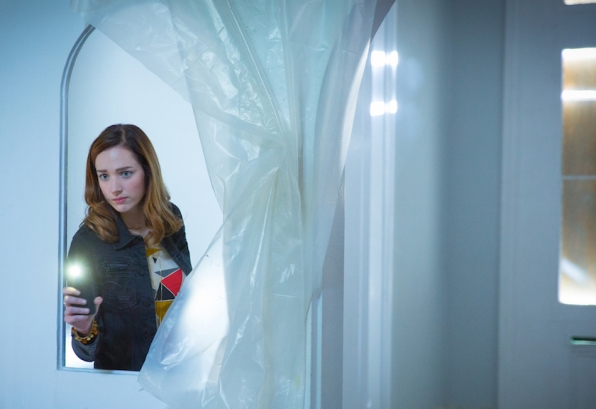 Kristen Connolly as Jamie Campbell.