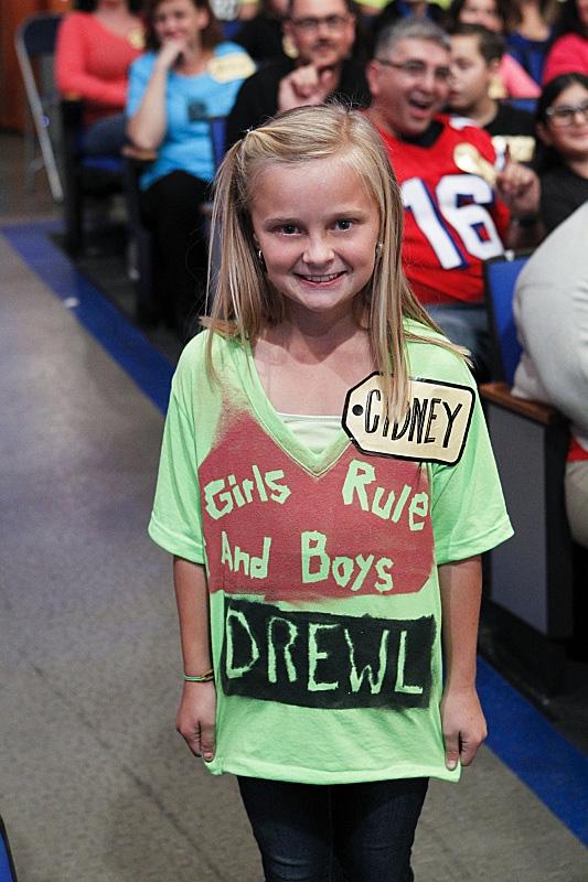 3. Girls Rule and Boys Drewl