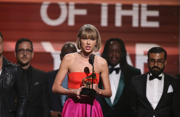 Taylor Swift: Album Of The Year