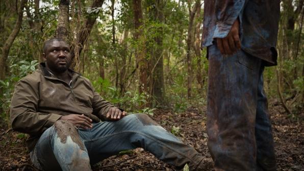 Nonso Anozie as Abraham Kenyatta.