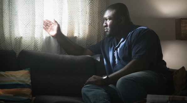 Nonso Anozie as Abraham Kenyatta.