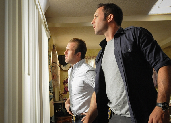 5. Steve McGarrett (<i>Hawaii Five-0</i>)