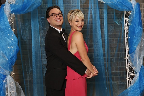 Leonard and Penny (The Big Bang Theory)
