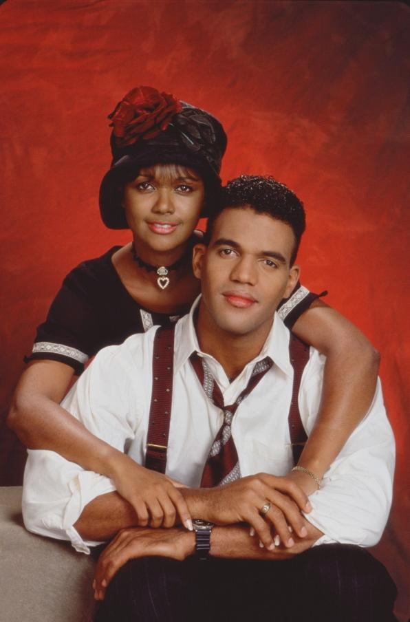 Neil and Olivia