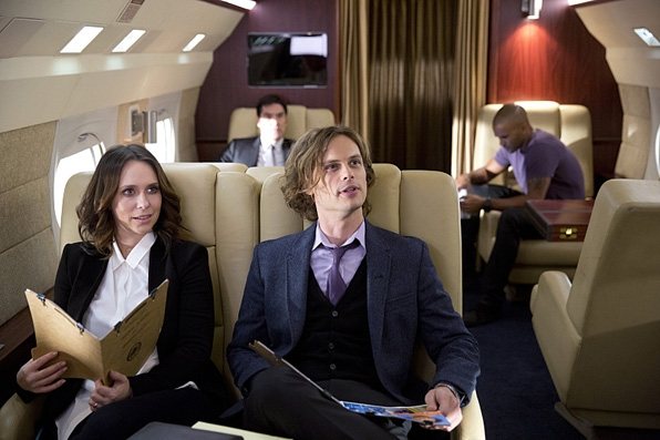 "7. The <i>Criminal Minds</i> air ""couches"""