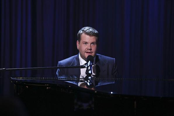 8. He's a piano man
