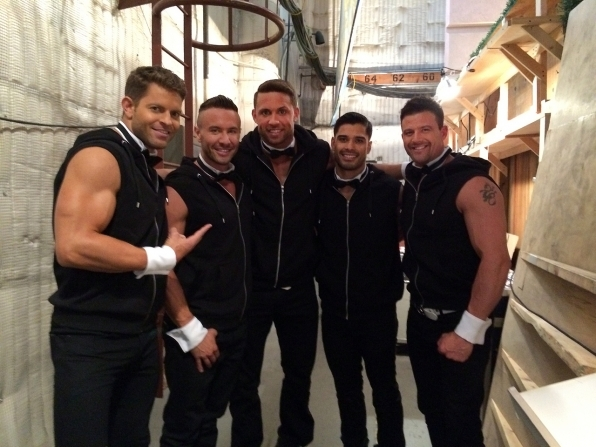 38. Chippendales - Dance Troupe