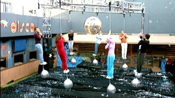 "Season 9 - ""Big Brother Disco"""