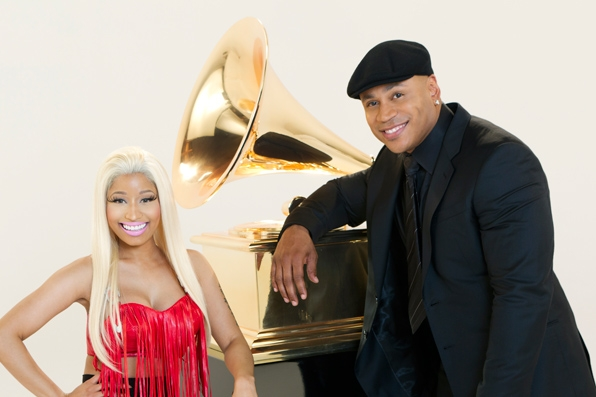 Nicki Minaj and LL Cool J
