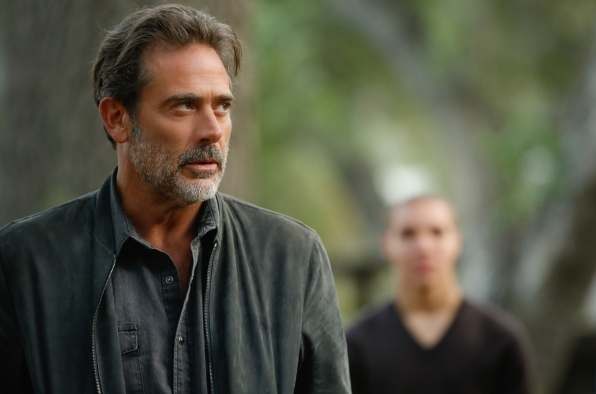 Jeffrey Dean Morgan as JD Richter.