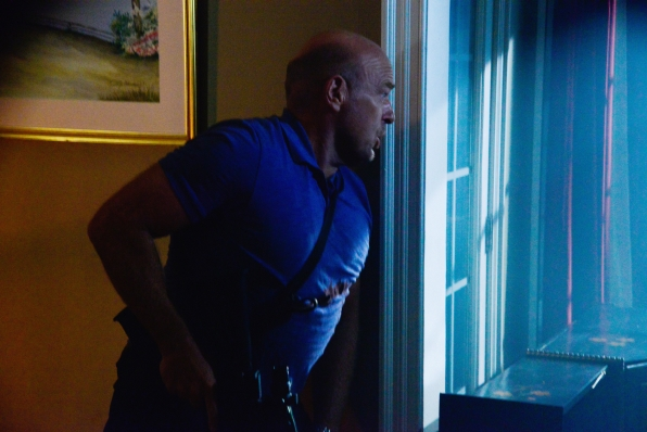 "Dean Norris as James ""Big Jim"" Rennie."