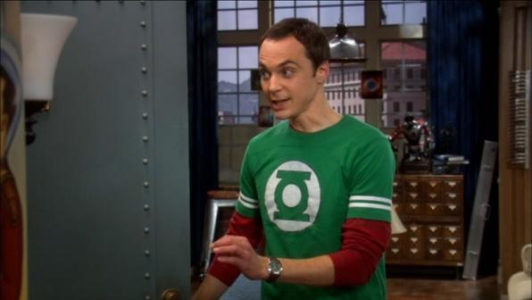 Green Lantern Athletic Stripe