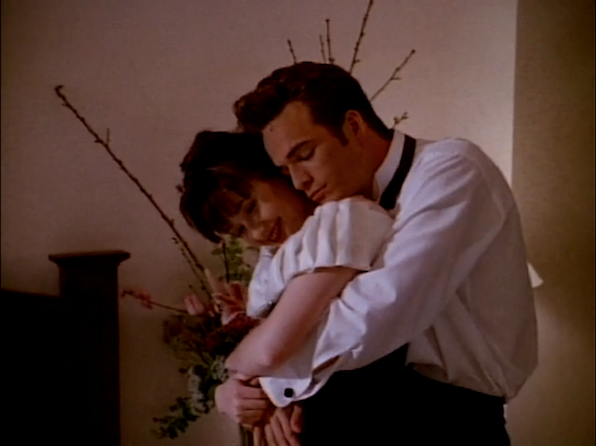 Dylan and Brenda (Beverly Hills, 90210)