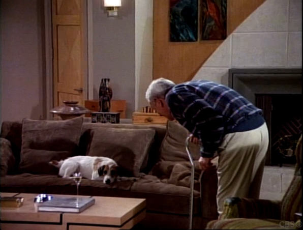 9. <i>Frasier's</i> couch