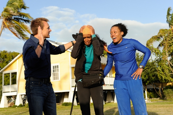 Winners The Amazing Race: Unfinished Business