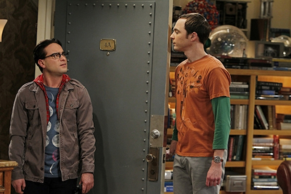 Sheldon is jealous of Leonard