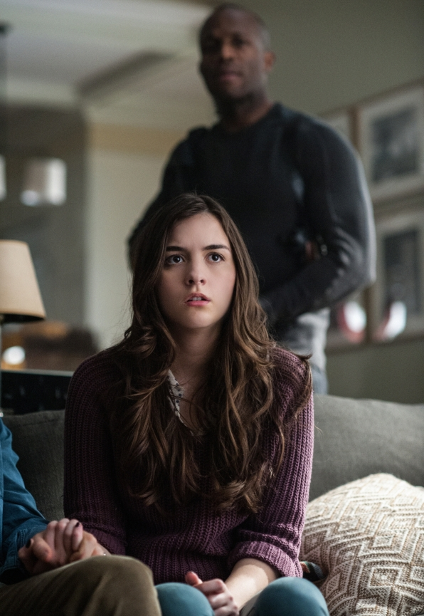 Quinn Shephard stars as Morgan Sanders