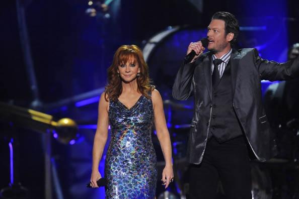 Reba and Blake