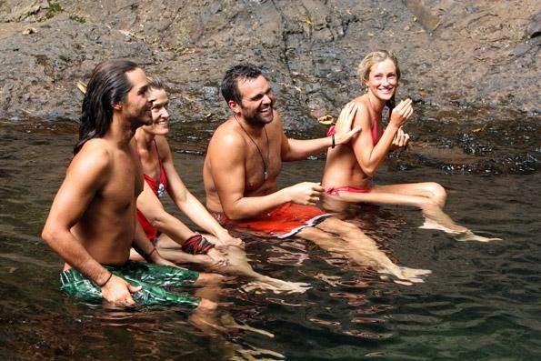 The Savaii Tribe Celebrates