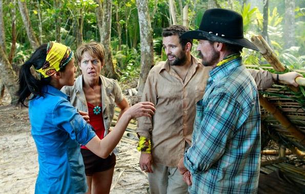 Edna, Dawn, Jim and Rick