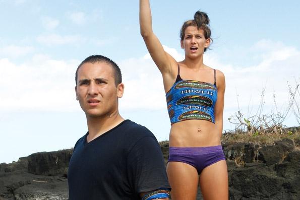 Brandon and Mikayla