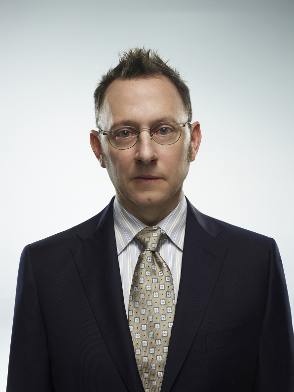 Michael Emerson as Mr. Finch