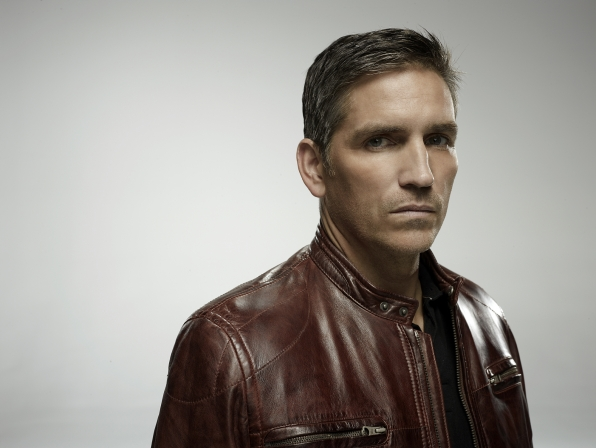 Jim Caviezel as John Reese