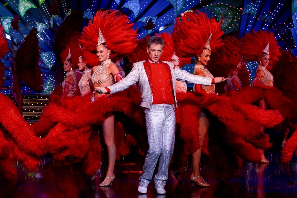 Craig Ferguson at the Moulin Rouge