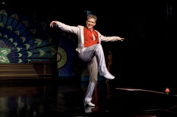 Craig Ferguson at the Moulin Rouge