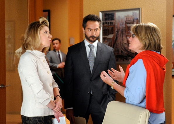 Behind the Scenes on The Good Wife