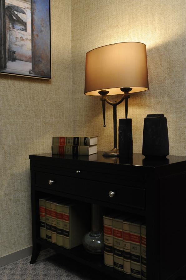 Alicia's Office