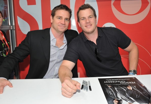 Executive Producers Jonathan Nolan and Greg Plageman