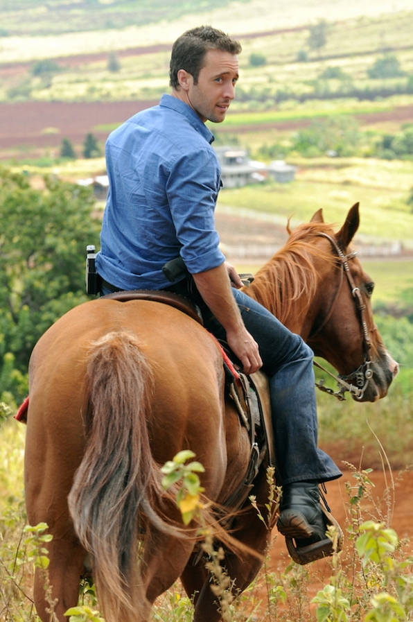 Modern day cowboy