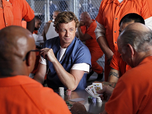 The Mentalist - Patrick Jane