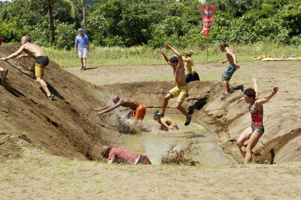 Competing in the Immunity Challenge