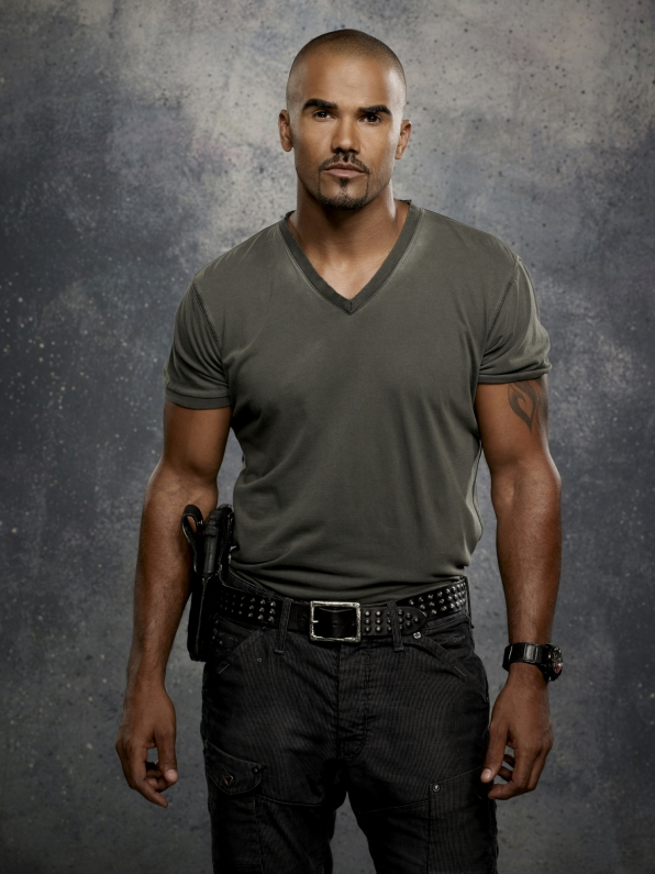 For Shemar Moore. 'Nuff said