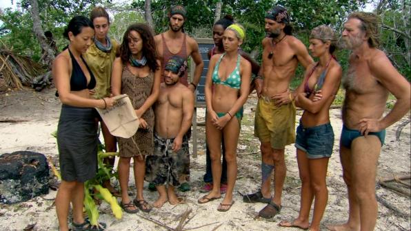 Tikiano Tribe Members